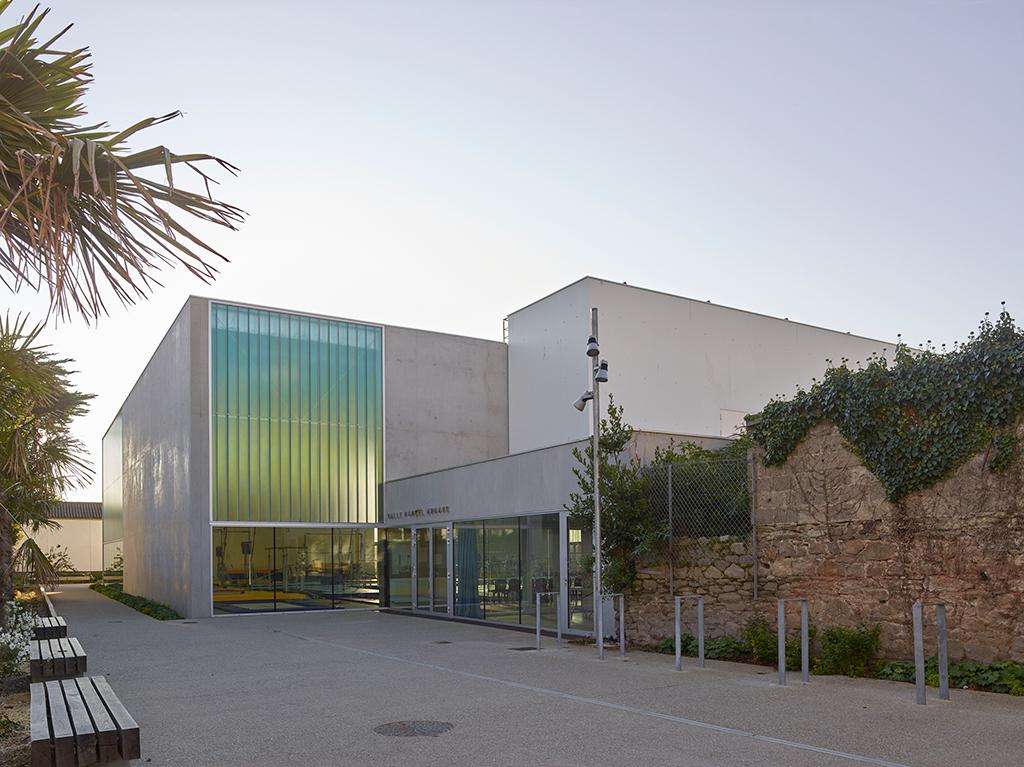 Cherbourg 02 - Salle de gymnastique – Cherbourg