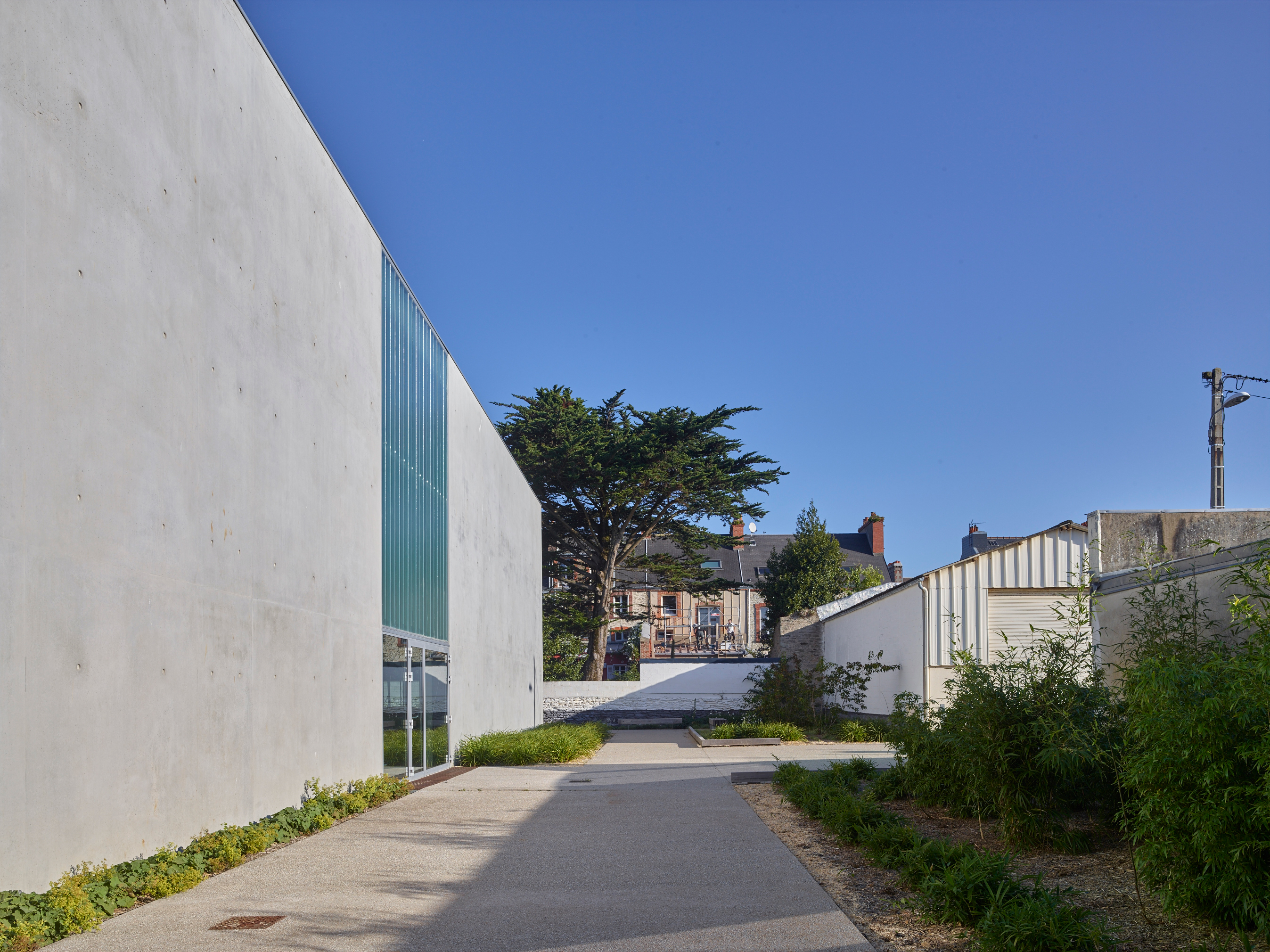 Cherbourg 05 - Salle de gymnastique – Cherbourg
