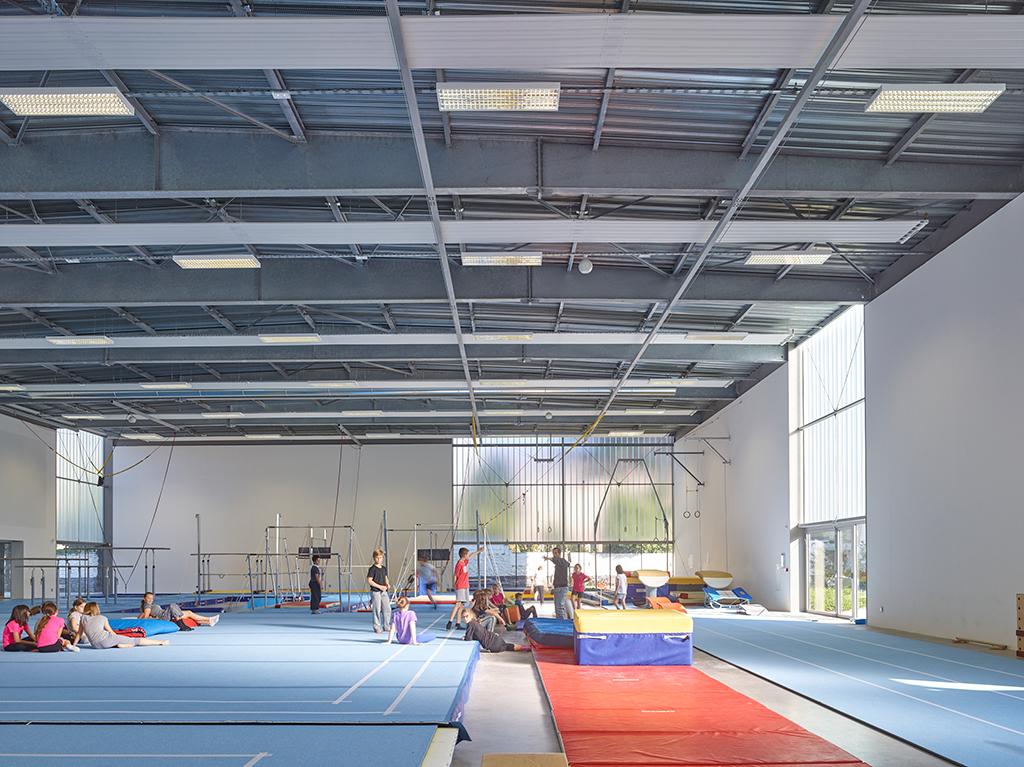 Cherbourg 06 - Salle de gymnastique – Cherbourg