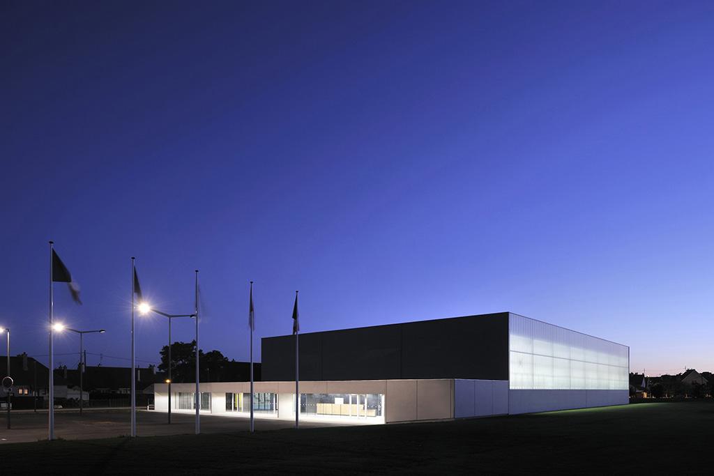 Colombelles 011 - Salle de compétition pluri-sport – Colombelles