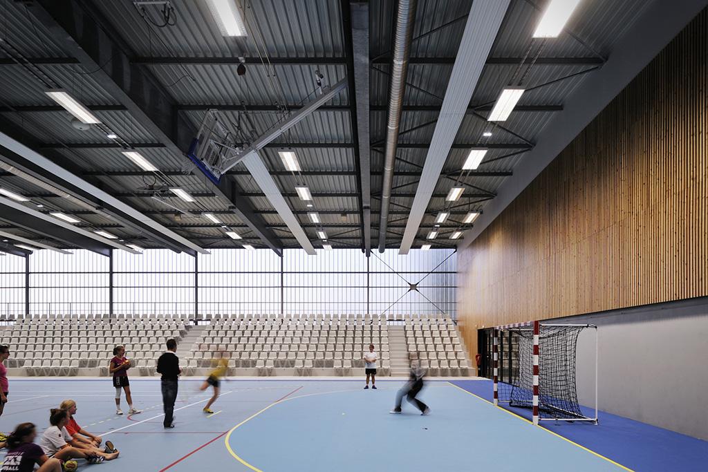 Colombelles 033 - Salle de compétition pluri-sport – Colombelles