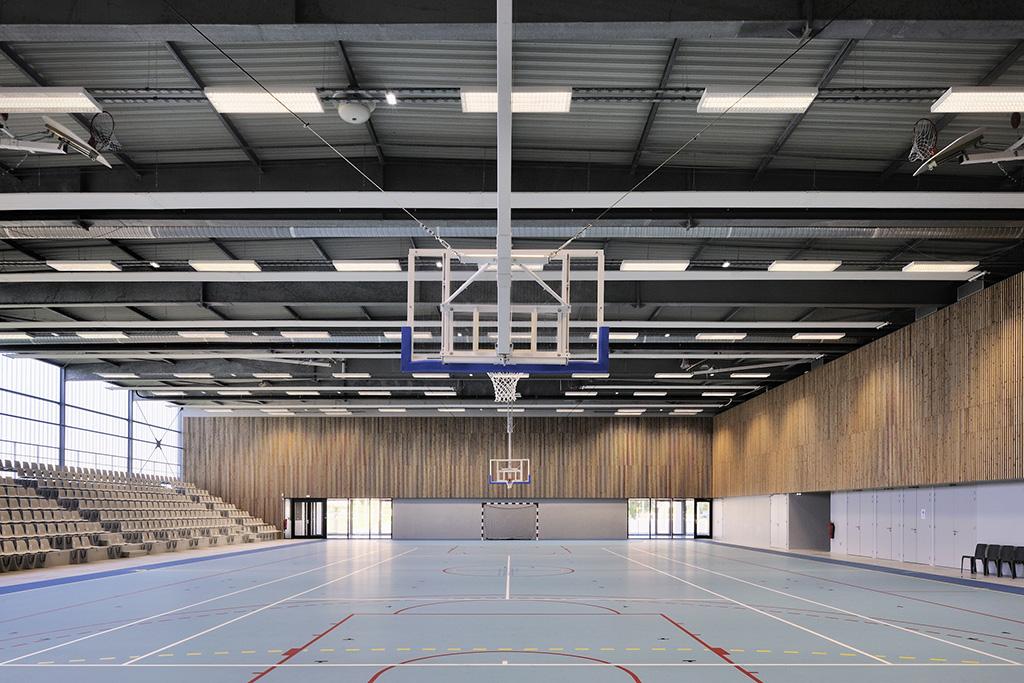 Colombelles 044 - Salle de compétition pluri-sport – Colombelles
