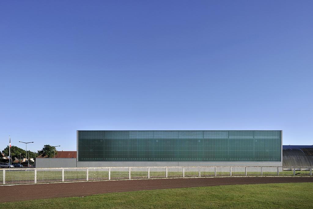 Colombelles 066 - Salle de compétition pluri-sport – Colombelles