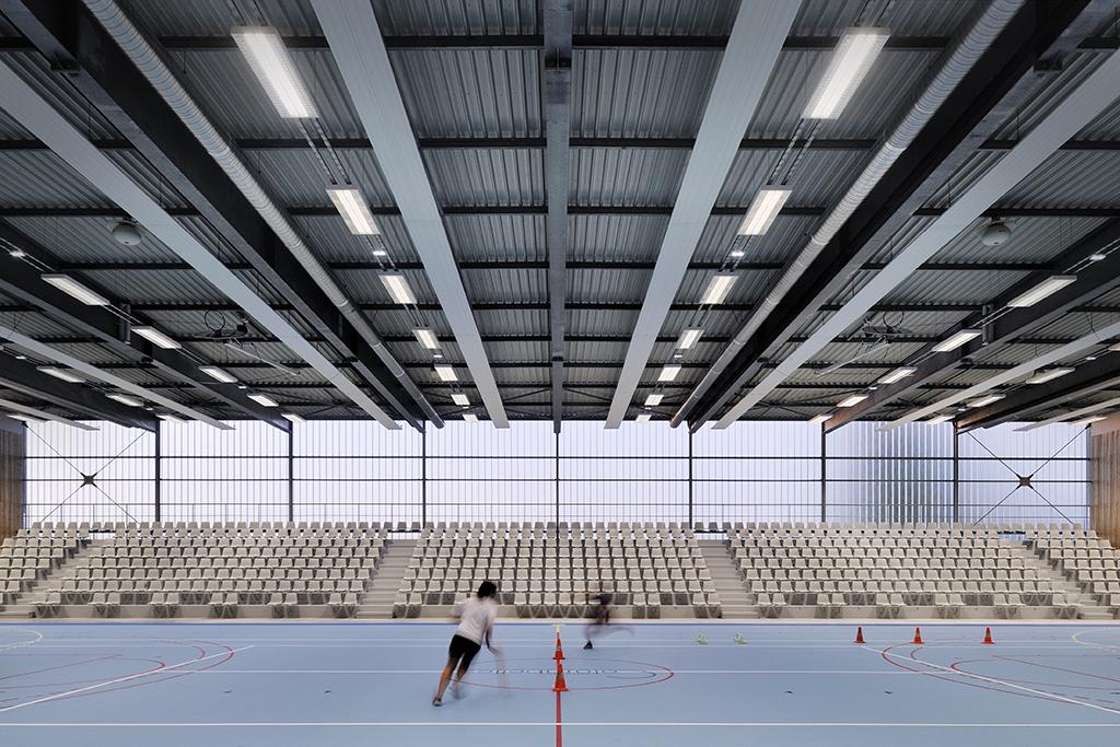 Colombelles 088 - Salle de compétition pluri-sport – Colombelles