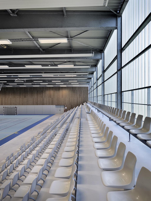 Colombelles 1010 - Salle de compétition pluri-sport – Colombelles