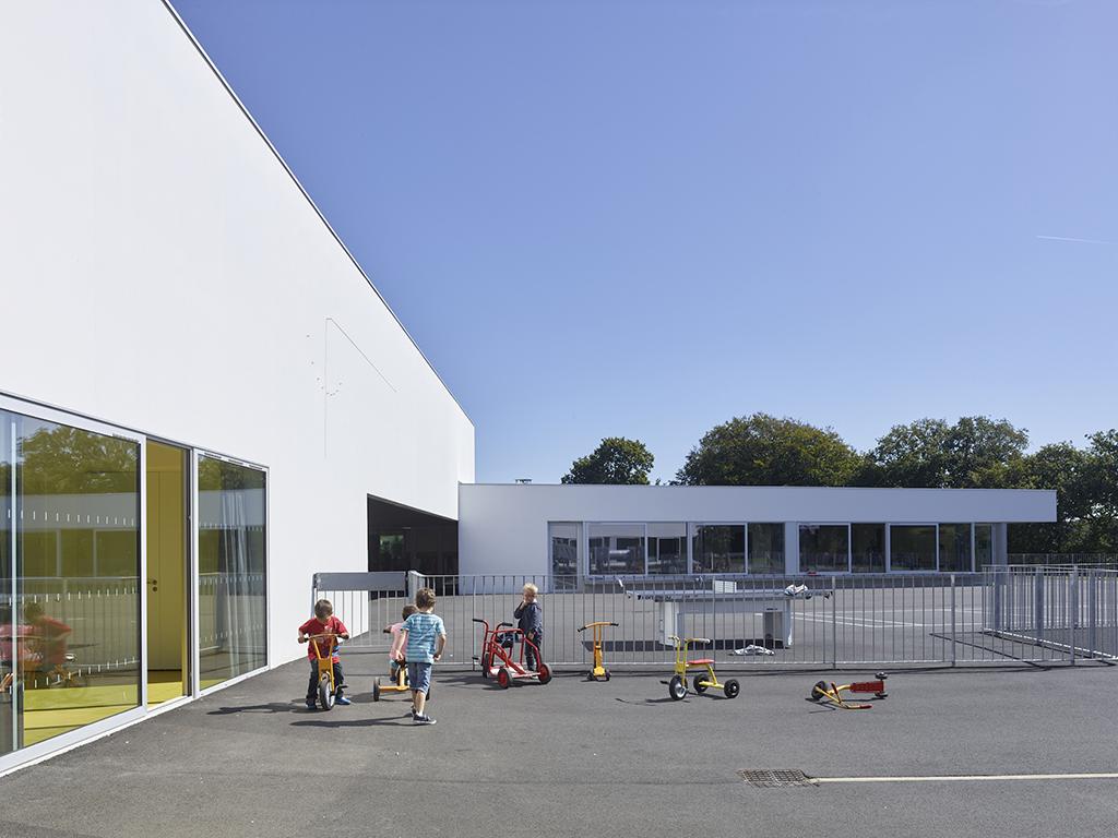 Sotteville 1414 - Groupe scolaire – Sotteville