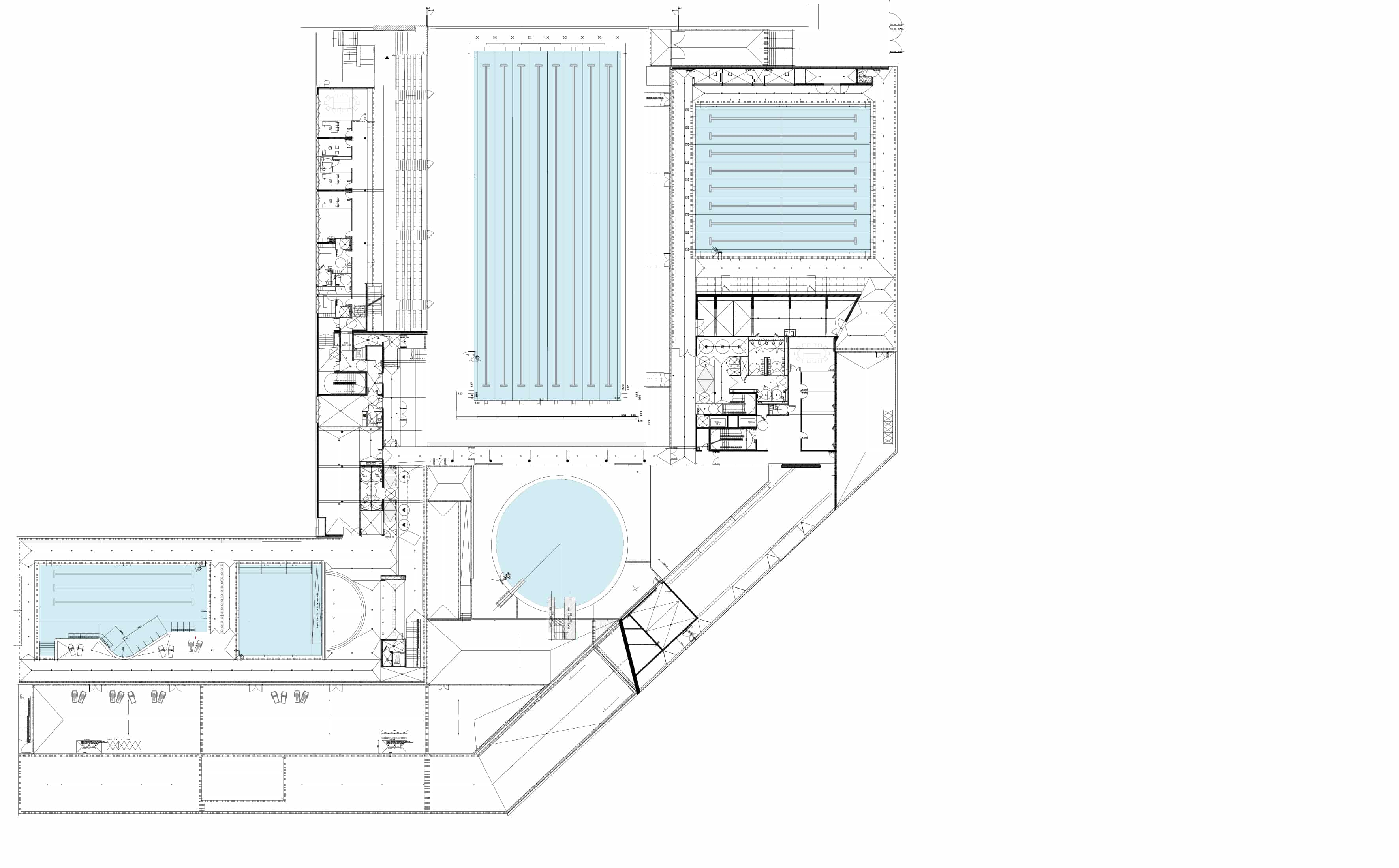 plan 2 - Stade nautique - Caen