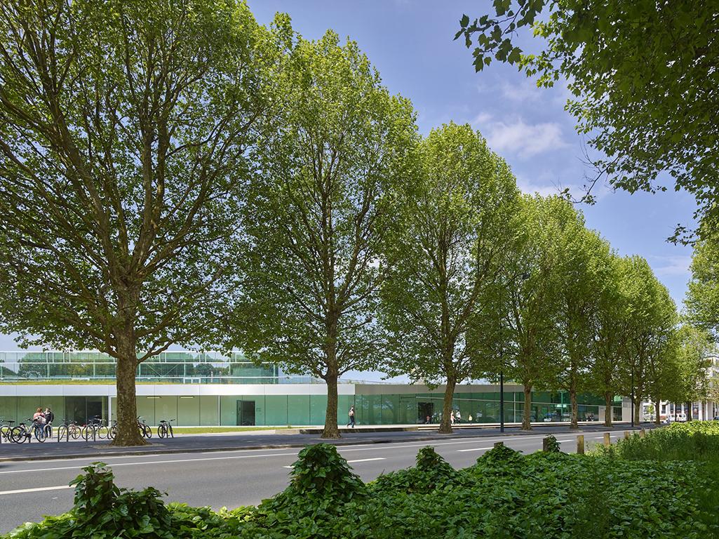 stade nautique 01 - Stade nautique - Caen