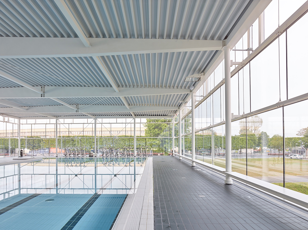 stade nautique 03 - Stade nautique - Caen