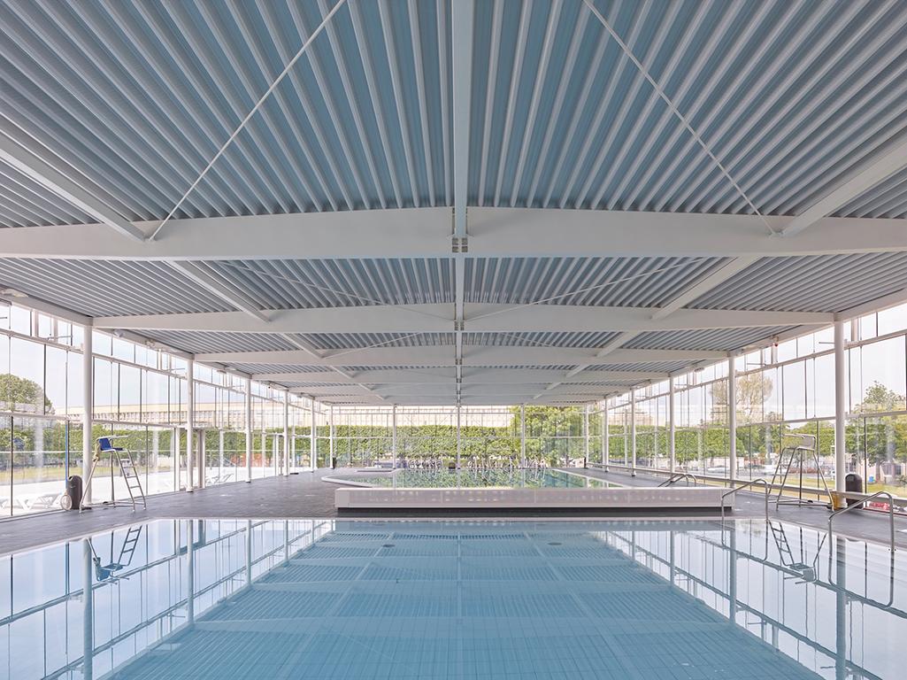 stade nautique 04 - Stade nautique - Caen