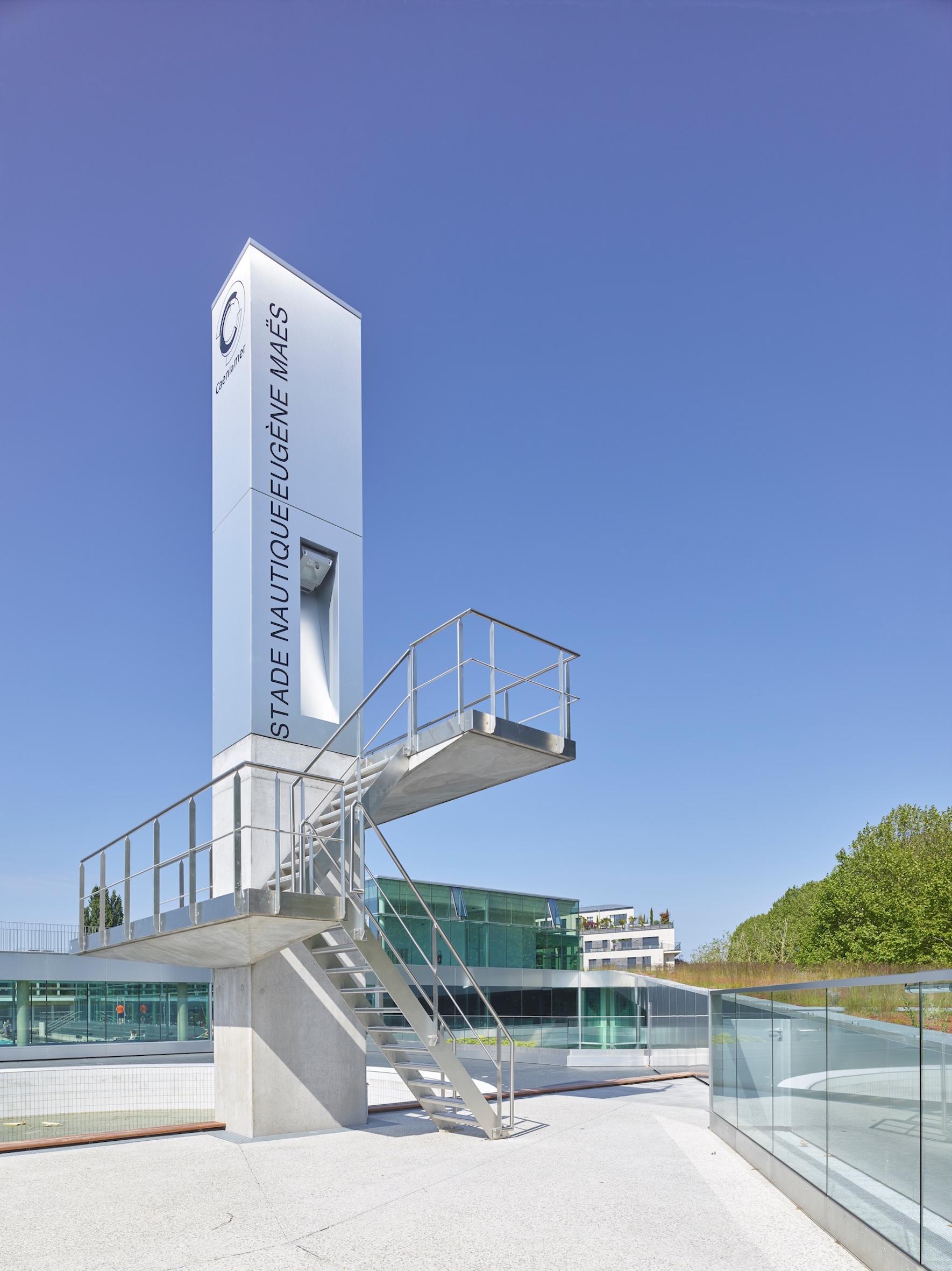 stade nautique 13 - Stade nautique - Caen