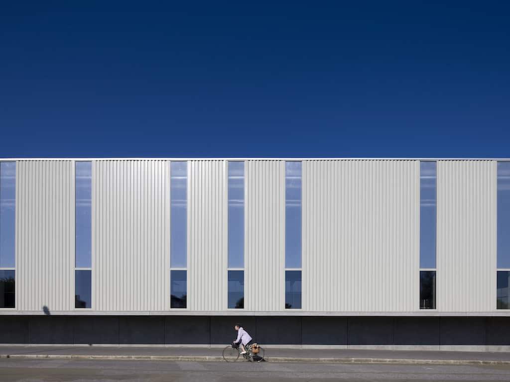 Alencon 08 - Salle de gymnastique et salle de tennis de table – Alençon