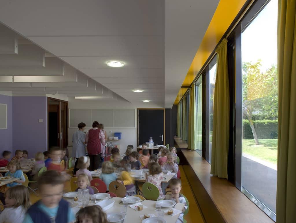 Benouville RS 02 - Restaurant scolaire – Bénouville