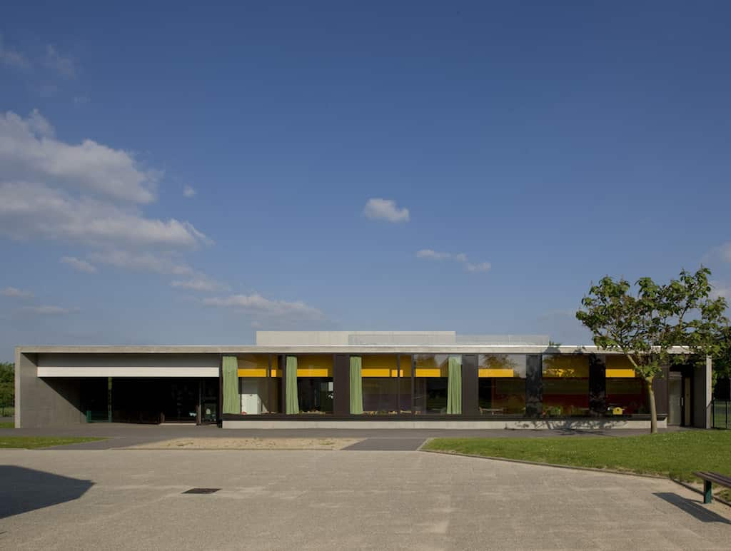 Benouville RS 07 - Restaurant scolaire – Bénouville