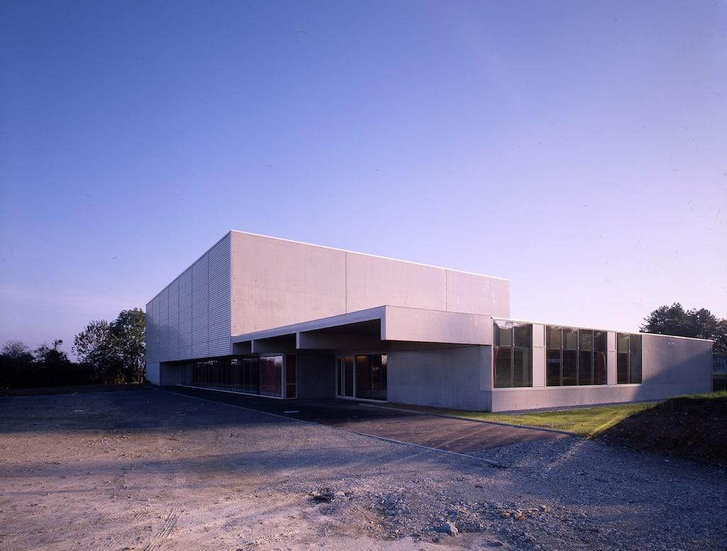 Benouville SO 02 - Salle omnisports – Bénouville