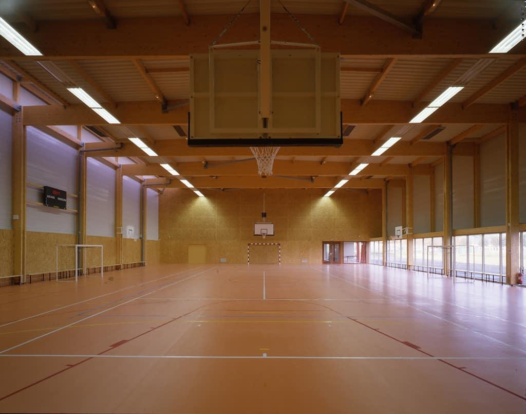 Benouville SO 06 - Salle omnisports – Bénouville