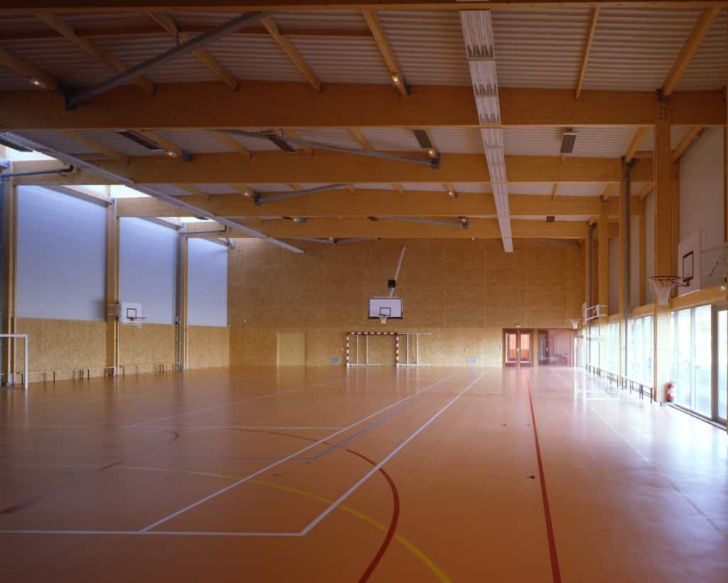 Benouville SO 07 - Salle omnisports – Bénouville