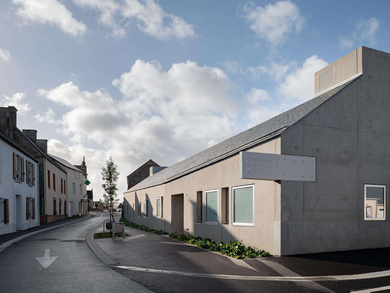 DSC6422 - Maison pluridisciplinaire de santé – Saint-Clair-sur-l'Elle