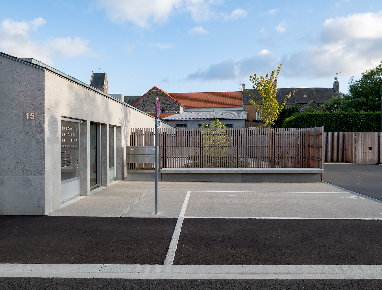 DSC6490 - Maison pluridisciplinaire de santé – Saint-Clair-sur-l'Elle