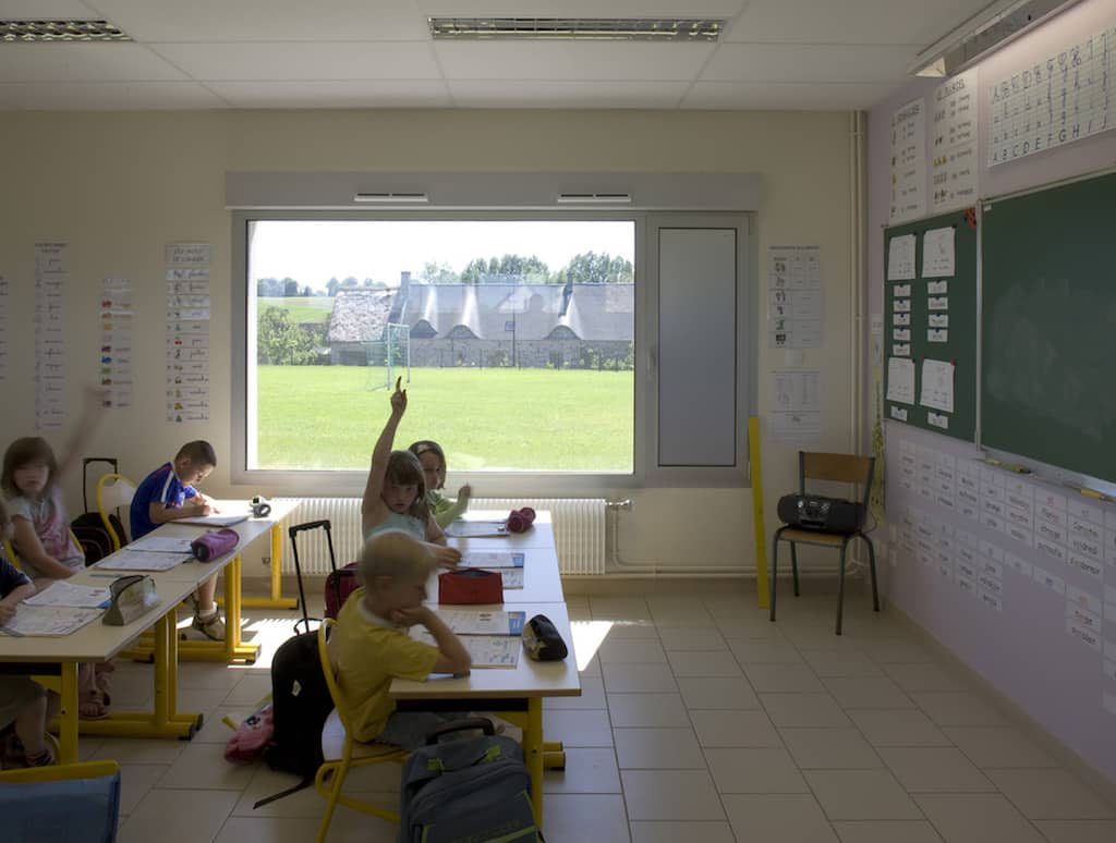 Roullours 09 - Groupe scolaire – Roullours