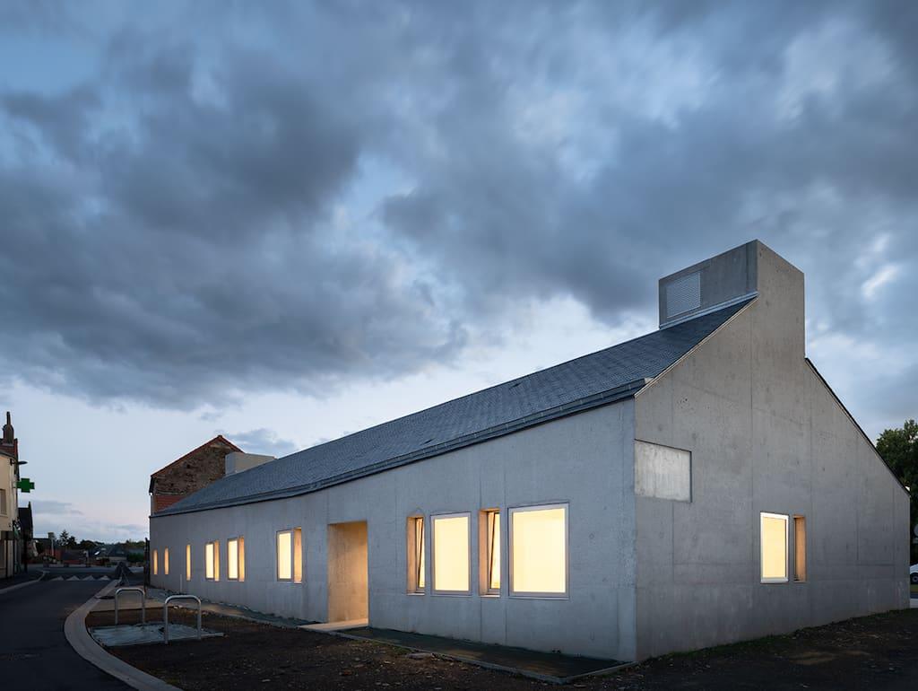 Saint Clair 14 - Maison pluridisciplinaire de santé – Saint-Clair-sur-l'Elle