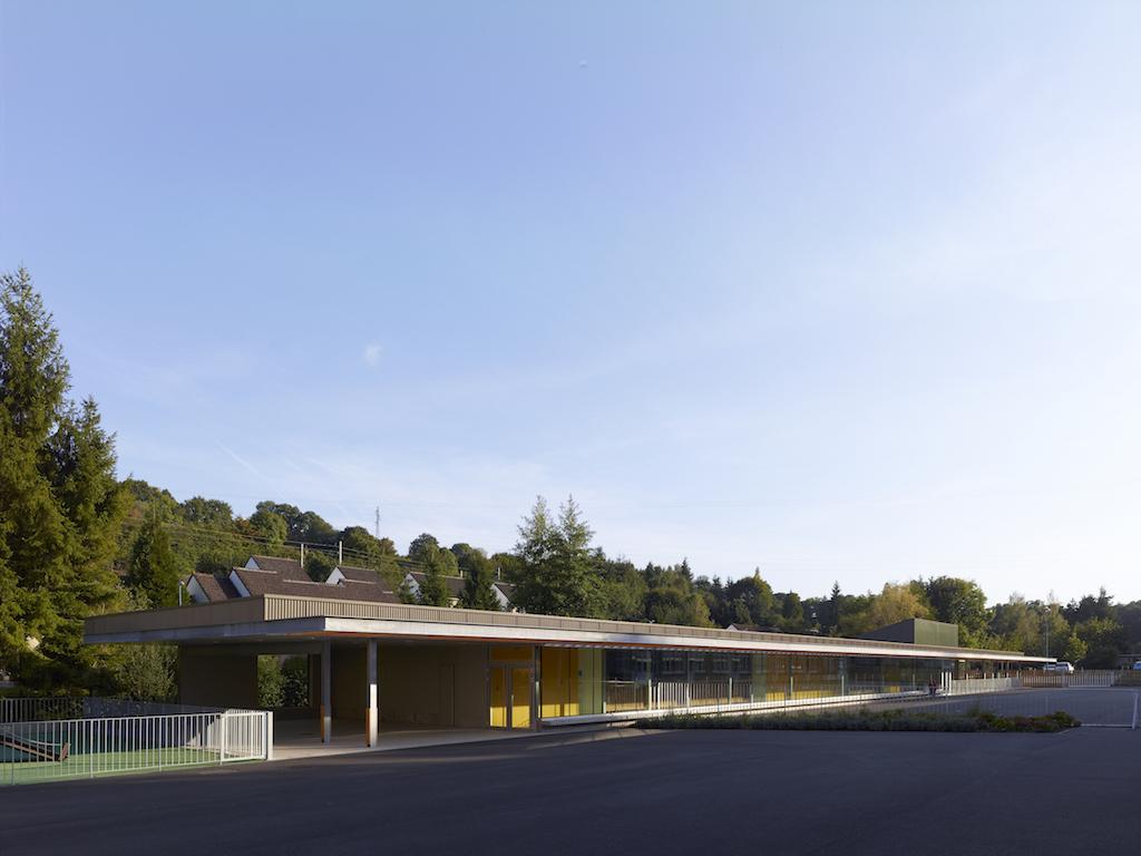 Saint desir 01 - Groupe scolaire – Saint Désir