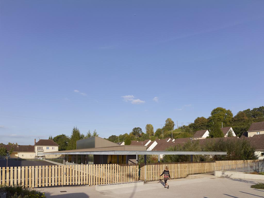 Saint desir 02 - Groupe scolaire – Saint Désir