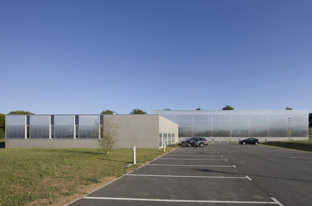 Saint manvieu 01 - Salle multisports intercommunale – Saint-Manvieu-Norrey