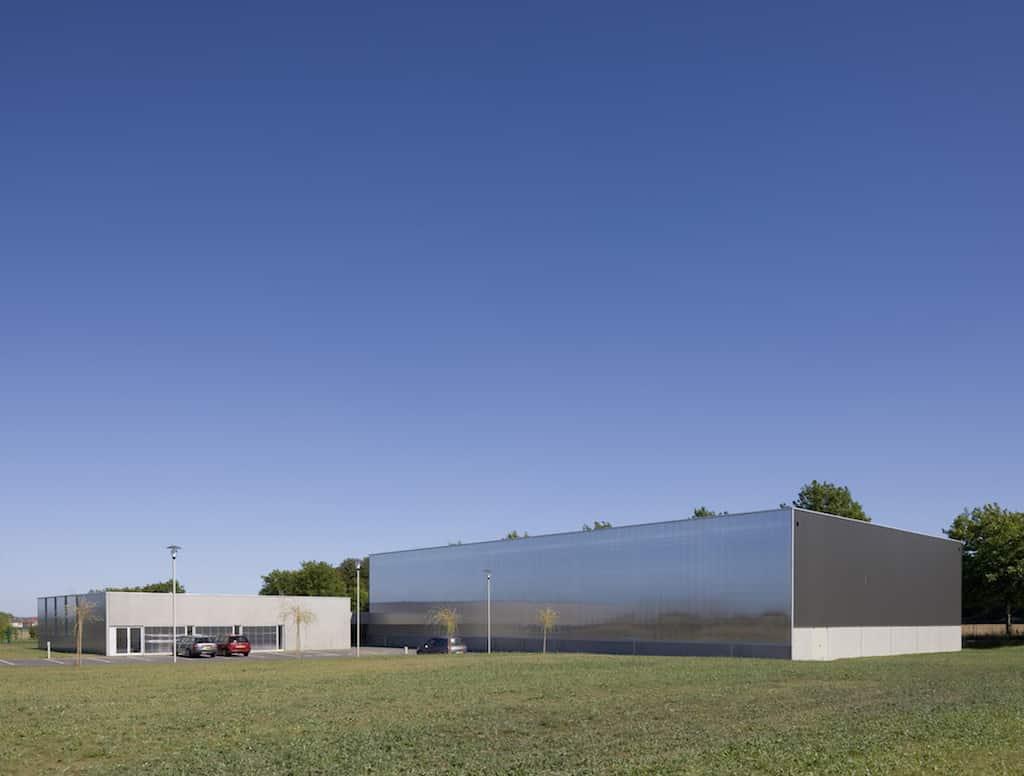 Saint manvieu 02 - Salle multisports intercommunale – Saint-Manvieu-Norrey