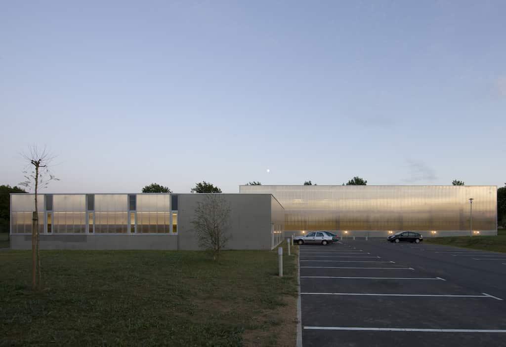 Saint manvieu 04 - Salle multisports intercommunale – Saint-Manvieu-Norrey