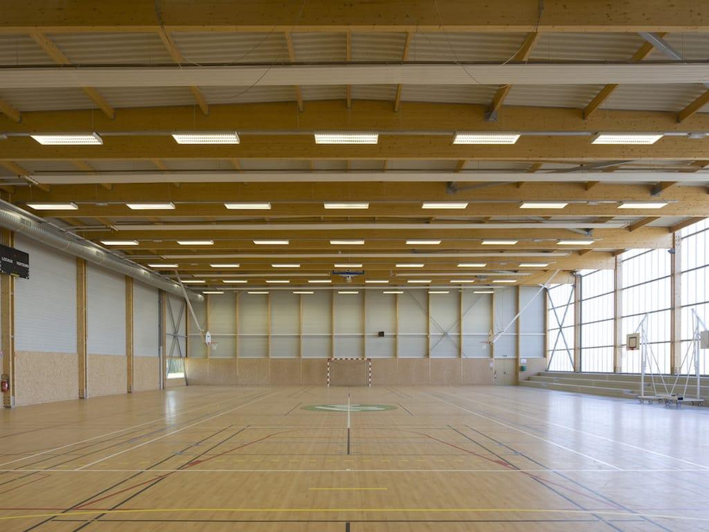Saint manvieu 06 - Salle multisports intercommunale – Saint-Manvieu-Norrey
