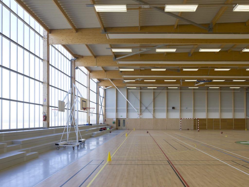 Saint manvieu 09 - Salle multisports intercommunale – Saint-Manvieu-Norrey