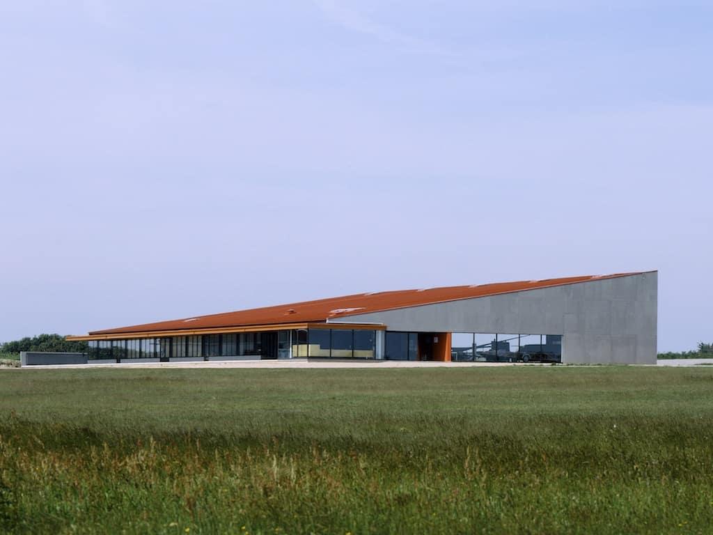 Vauville 01 - Centre régional de vol à voile – Vauville