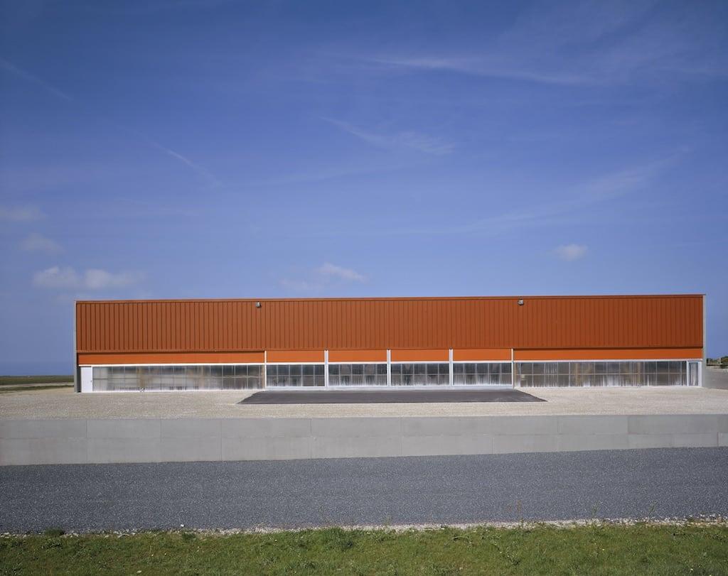 Vauville 04 - Centre régional de vol à voile – Vauville