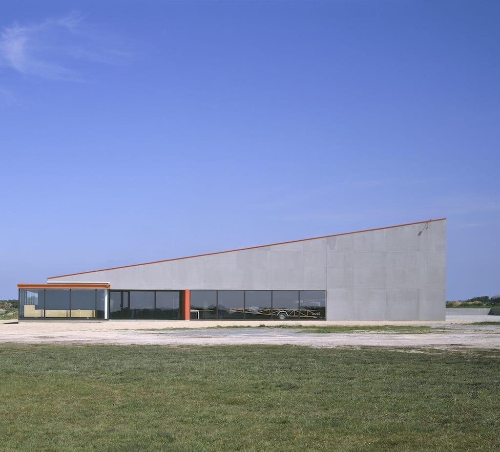 Vauville 05 - Centre régional de vol à voile – Vauville