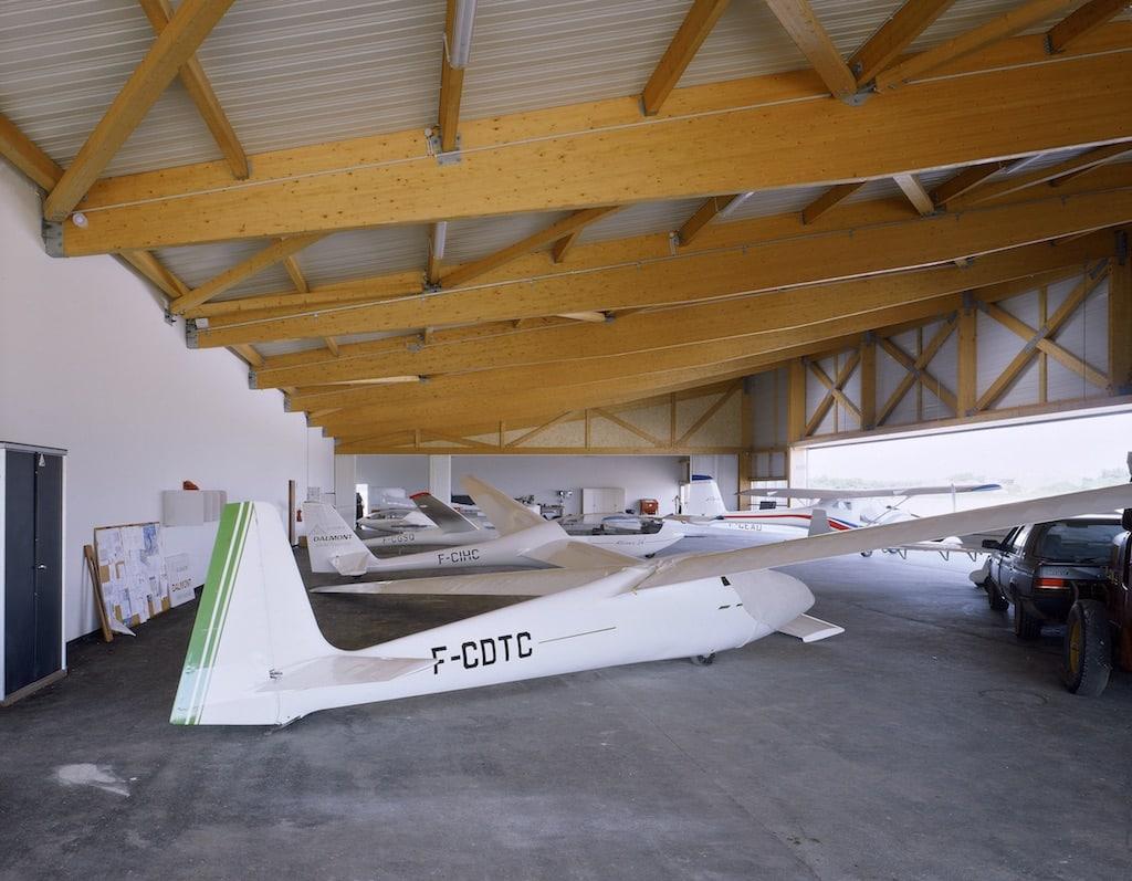 Vauville 06 - Centre régional de vol à voile – Vauville