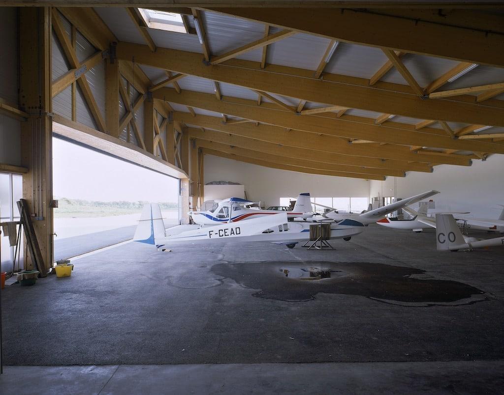 Vauville 07 - Centre régional de vol à voile – Vauville