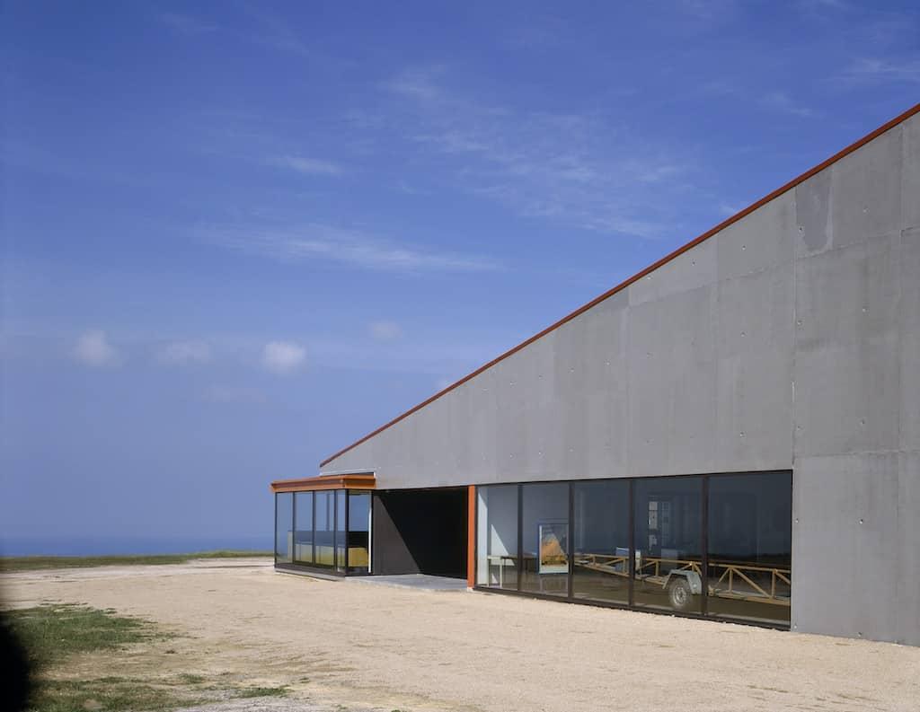 Vauville 09 - Centre régional de vol à voile – Vauville