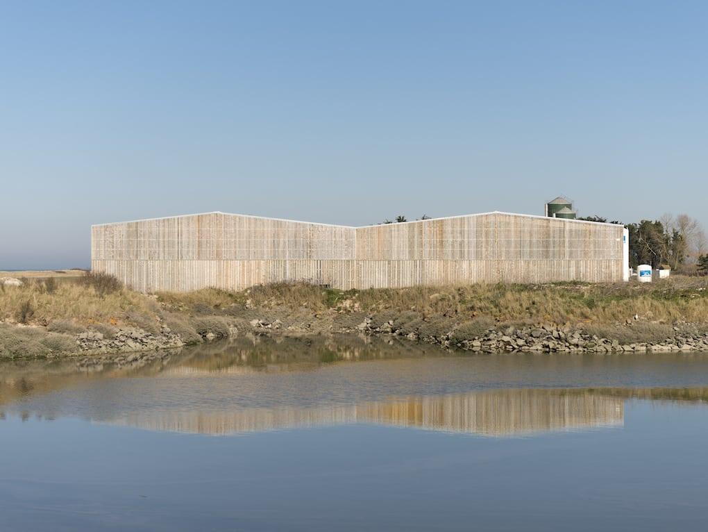 BDV 05 - Ferme aquacole - Géfosse-Fontenay