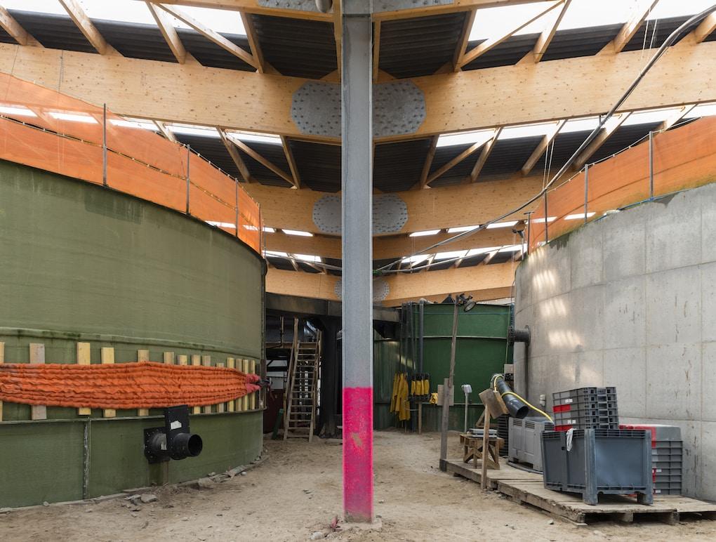 BDV 09 - Ferme aquacole - Géfosse-Fontenay