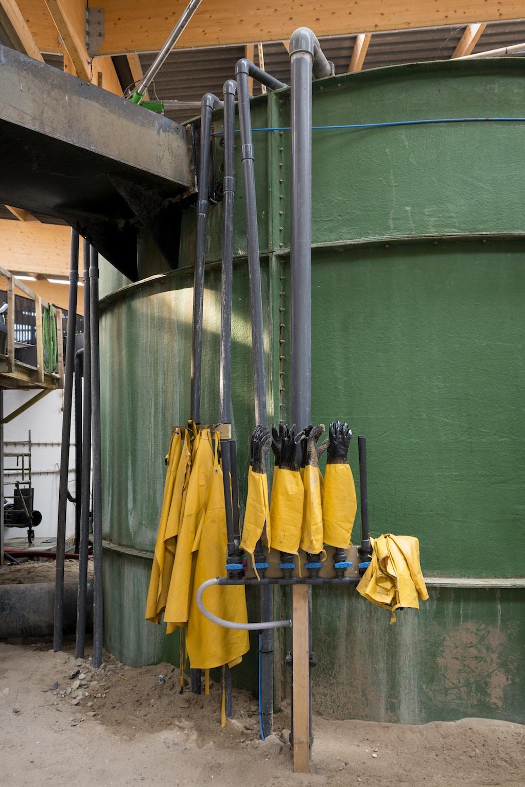 BDV 12 - Ferme aquacole - Géfosse-Fontenay