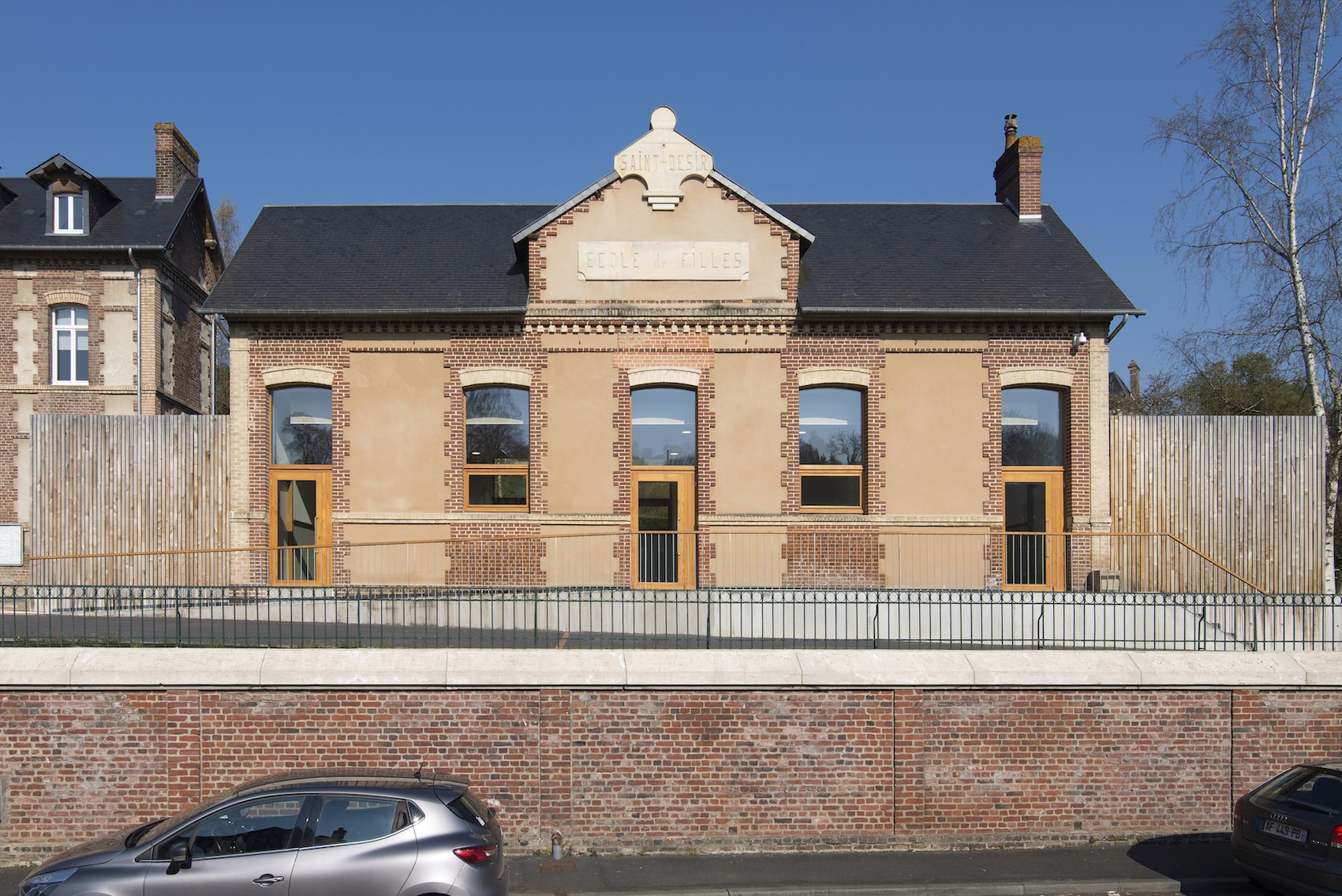 Saint Desir 2 01 - Salle communale – Saint Désir