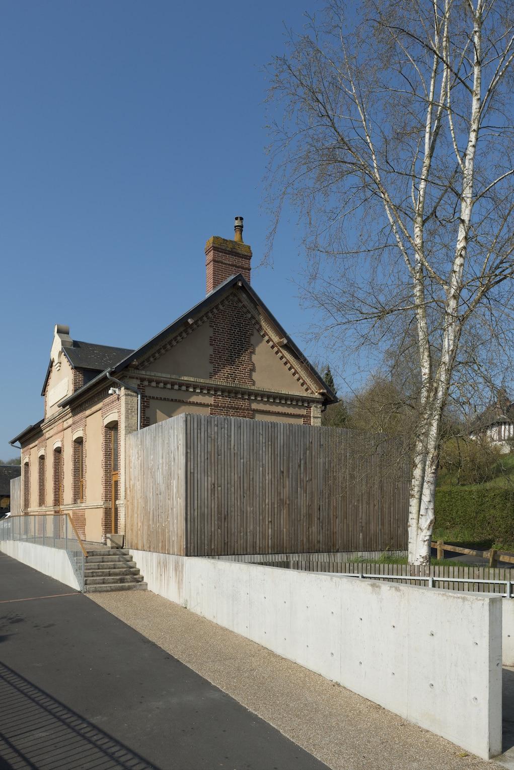 Saint Desir 2 02 - Salle communale – Saint Désir
