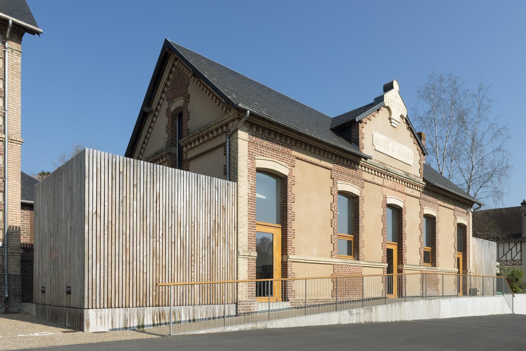 Saint Desir 2 05 - Salle communale – Saint Désir