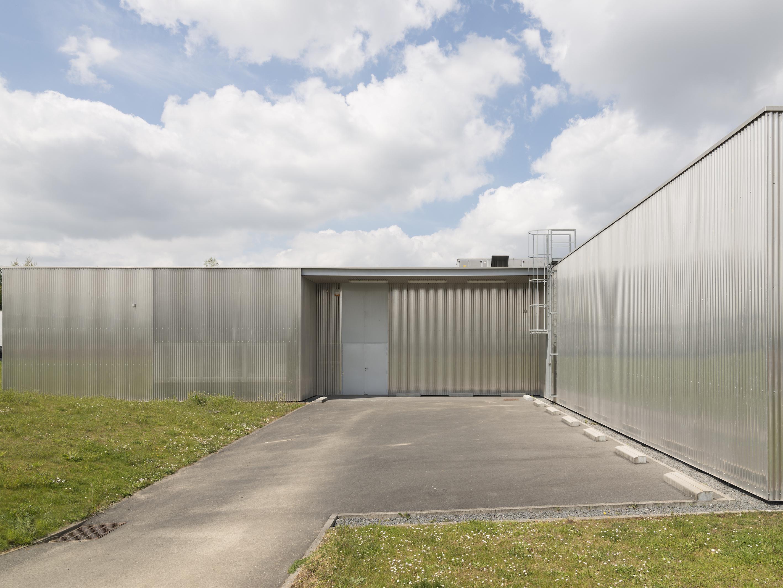 Pre archivage 03 - Centre de pré-archivage - Caen