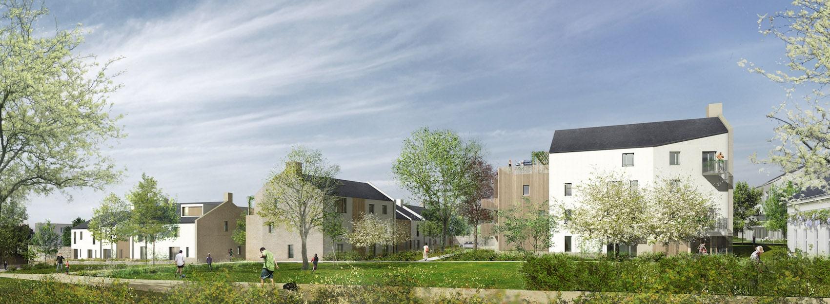 22.10 v30 - Logements - Ilot E - Les grands jardins de Calix – Caen